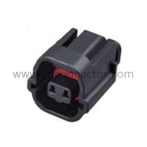 2 pin female electrical connector 7283-8720-30 7157-4601-80