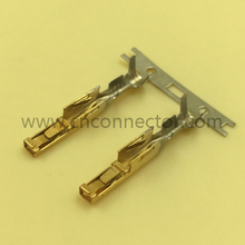 Gold plated auto female terminals China