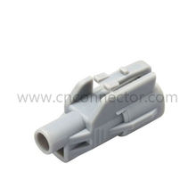 1 pin male grey auto connectors