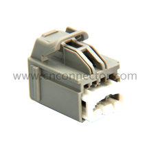 8 pin automotive electrical connectors of PBT+GF for 7283-3441-40