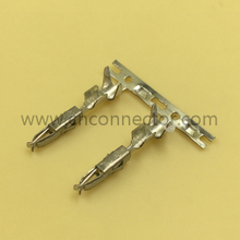 auto electrical wire car housing connector crimping brass terminal